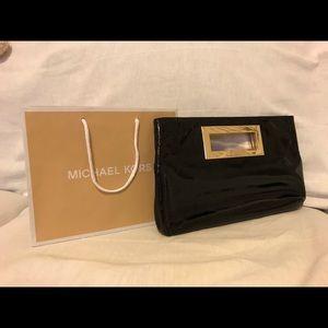 💯 Authentic Michael Kors Black  Evening purse